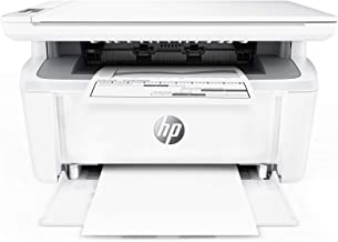 HP Laserjet Pro M31w All-in-One Wireless Monochrome Laser Printer with Mobile Printing (Y5S55A)