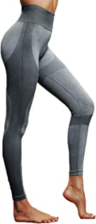 Dawwoti Running Pants for Women Slimming Running Tights Non See-Through Active Pants