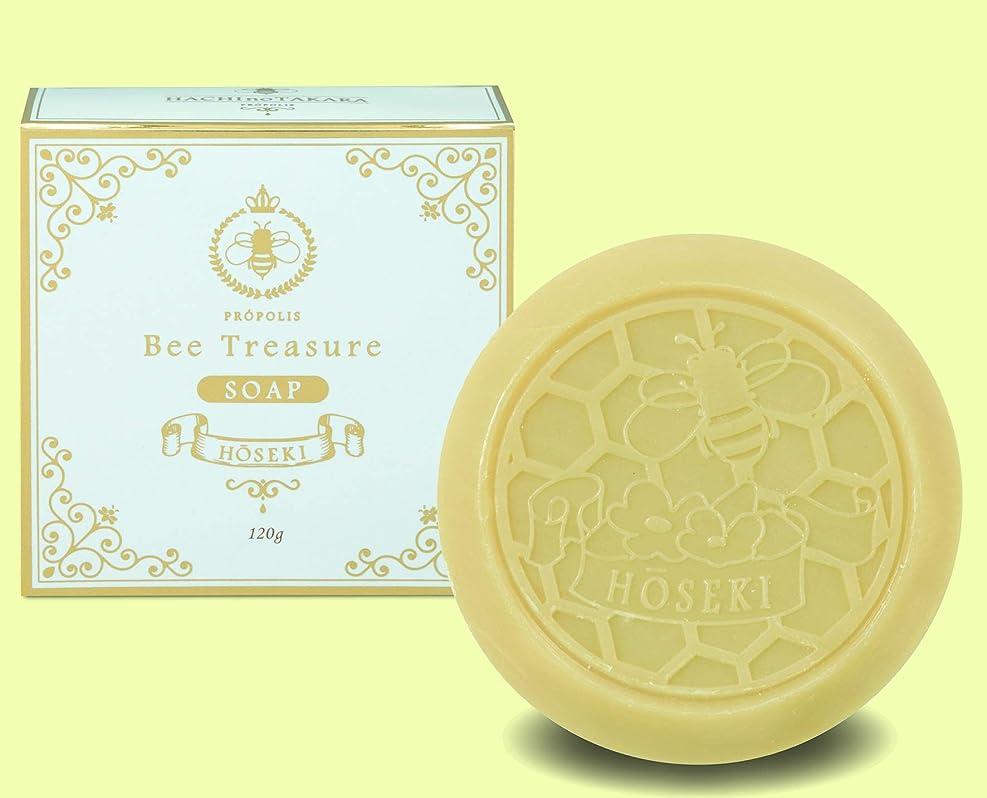 味わうポゴスティックジャンプ精度Bee Treasureマイルド石鹸<蜂石~HōSEKI>