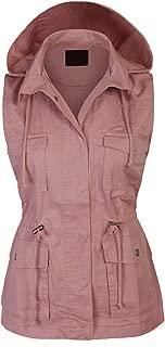 grey utility vest
