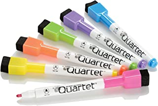 Quartet Dry Erase Markers, Whiteboard Markers, Fine Point, Mini, Magnetic, ReWritables,..