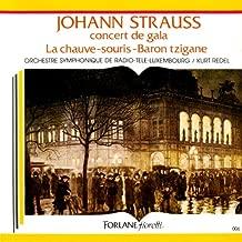 La Chauve-Souris / Baron Tzigane - Concert De Gala