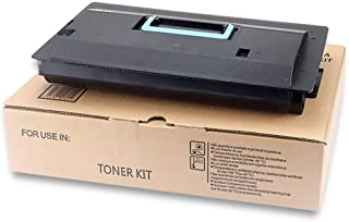 MALPYQA Compatible with Kyocera TK-718 Toner Cartridge for Kyocera KM3050 4050 5050 Copier Cartridge,Black