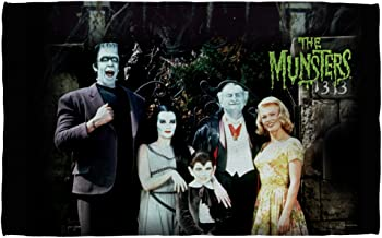 Family -- The Munsters -- Beach Towel
