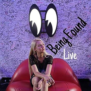 Being Found (Live)