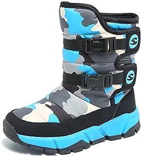 Girls Boys Outdoor Waterproof Winter Snow Boots(Toddler/Little Kid/Big Kid)