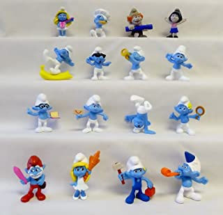 McDonalds - Smurfs 2 Happy Meal Set - 2013 (BRAND NEW) by Happy Meal Toys