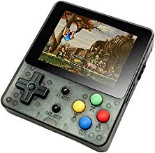 Solovley Handheld Game Console Kids Adults, LDK Game Screen by 2.6 Thumbs Mini Palm Pilot Nostalgia Console Children Retro Console Mini Family TV Video (Black)