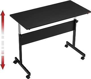 Mr IRONSTONE Height Adjustable Desk Sit-Stand 47.6