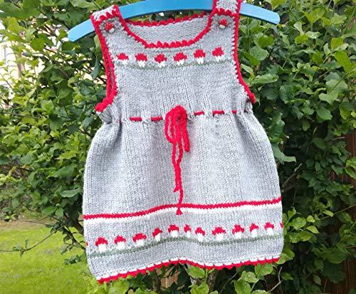 Babykleid, Trachtenkleid Größe 72/80 Hängerchen