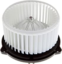 HVAC Plastic Heater Blower Motor w/Fan Cage ECCPP Front for 1997-2001 Toyota Camry /1999-2003 Toyota Solara