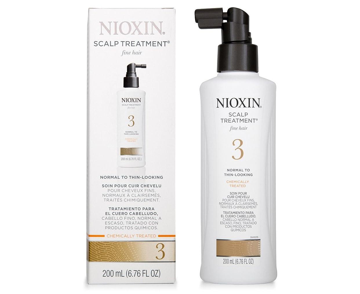 取り消す現在刑務所Nioxin System 3 Treatment,6.76 oz