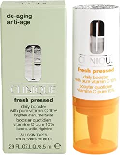 Clinique Fresh Pressed Daily Booster With Pure Vitamin C 8.5 Milliliter