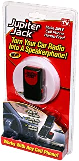 Ontel Products JJACK-MC12 Jupiter Jack Cell Phone/Car Speakerphone Converter