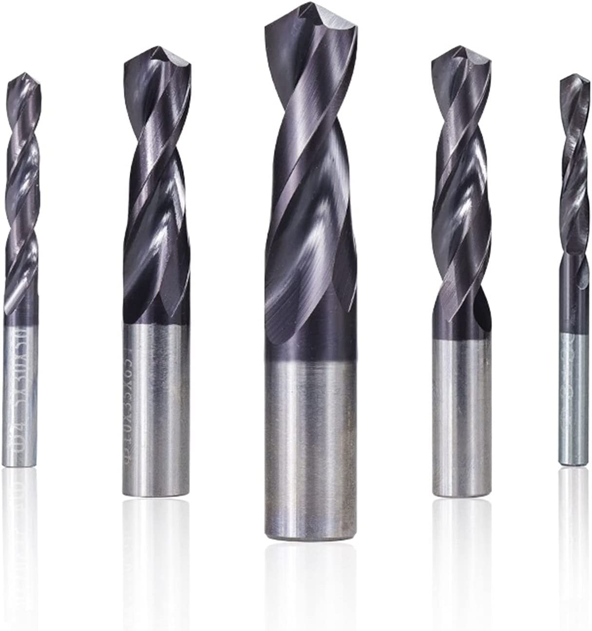 Carbide Drill Bit Super special Deluxe price 1.0-12mm VAPO Gun Coated for CNC Lat
