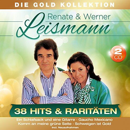 38 Hits & Raritäten; die Gold Kollektion; incl. Ich bin kein Bajazzo; Gaucho Mexicano; Abendglocken; Ein Schlafsack und eine Gitarre; Schweigen ist Gold; Komm an meine grüne Seite; Jambalaya; Das kleine Glück; Mama liebe Mama; Rote Rosen; Ave Maria