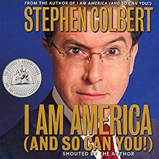 I Am America (And So Can You!) cover art
