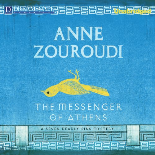 The Messenger of Athens audiobook cover art