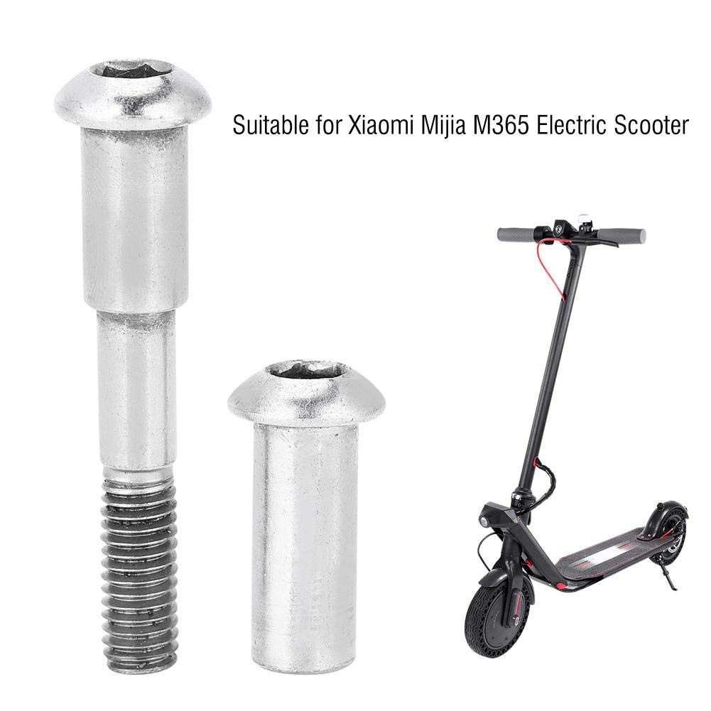 2x//lot Electric Scooter Rear Wheel Fixed Bolt Screws for Xiaomi M365 Scooter VQ