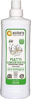 ソラーラ(ON)ディッシュウォッシュ1000mL(エコオーガニック・食器用洗剤・植物由来・イタリア)