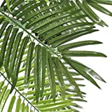 vidaXL Künstliche Phoenix Palme Topf 130cm Kunstpalme Kunstpflanze Kunstbaum - 2