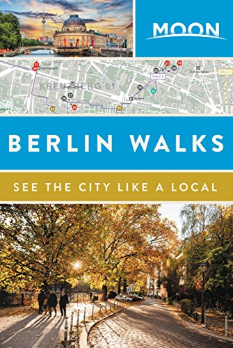Moon Berlin Walks (Travel Guide) (English Edition)