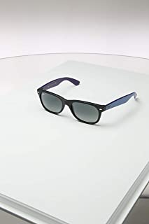 Ray-Ban New Wayfarer Classic, Black Grey Gradient & Dark Grey