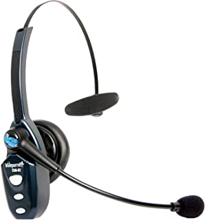 VXI BlueParrott Roadwarrior B250-XT Bluetooth Wireless Headset for Cell Phones/Computers with AC and Auto Chargers (202720)