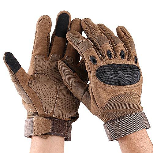 Guantes de motocicleta ergonómicamente guantes de dedo completo guante de protección para deportes al aire libre Racing Motocross guantes