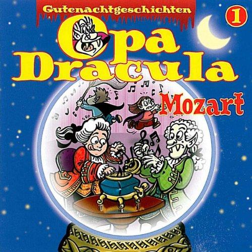 Opa Dracula 1: Mozart                   Autor:                                                                                                                                 Moritz Wulf Lange                               Sprecher:                                                                                                                                 Wolfgang Völz,                                                                                        Till Hagen,                                                                                        Sven Plate                      Spieldauer: 36 Min.     1 Bewertung     Gesamt 3,0
