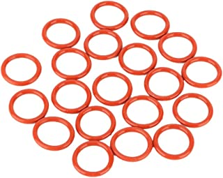 Tube Damper, 20pcs Tube Damper Silicone Rings Fit for 12AX7 12AU7 12AT7 12BH7 EL84