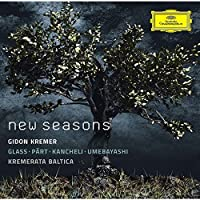 New Seasons by GIDON KREMER (2015-07-15)