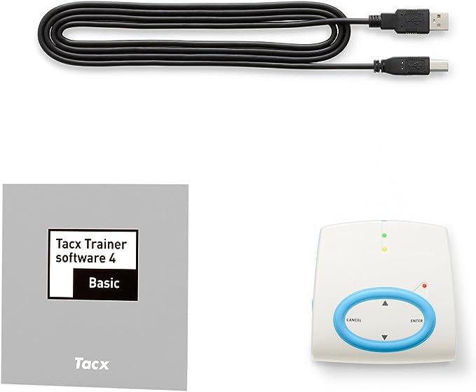 Tacx Upgrade Cycletrainer Pc I Flow Mit Ttts4 Software Basic Weiß 28 0 X 19 0 X 9 0 Cm Sport Freizeit