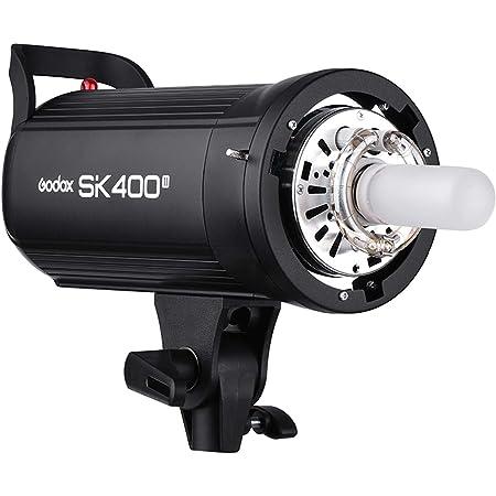 Godox SK400II Profesional Compactos 400Ws Estroboscopio Estroboscópico Incorporado Godox 2.4G Sistema Inalámbrico X GN65 5600K con 150W Modelado Lámpara para Comercio Electrónico Product Portrait Lifestyle Fotografía