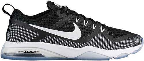 Nike WMNS Air Zoom Fitness Chaussures Femme, Noir (noir blanc blanc 001) 43 EU  grande vente