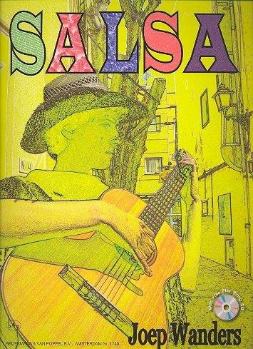 Broekmans en van Poppel Salsa für Gitarre mit CD - von Joep Wanders