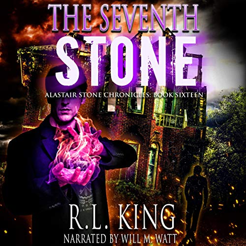 Couverture de The Seventh Stone