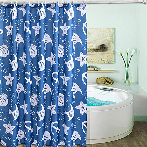 None branded Shower Curtain, Bathroom, Cross-Border Ebay Waterproof Printing Polyester Shower Curtain,Ad-04,180X180Cm