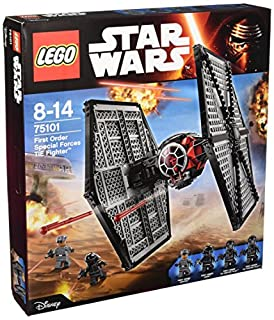 LEGO Star Wars TM 75101 - First Order Special Forces TIE fighter (B00SDTTKBK) | Amazon price tracker / tracking, Amazon price history charts, Amazon price watches, Amazon price drop alerts