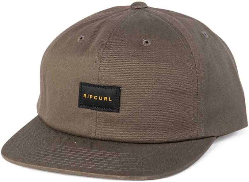 Rip Curl Men's Wilson SB Cap, Dark Olive, 1SZ