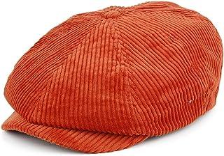 قبعة نيوزي رجالية BROOD NEWSBOY CORD SNAP من BRIXTON