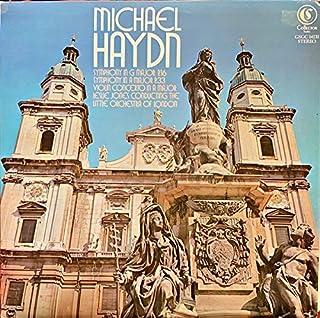 Symphony In G Major P.16, Symphony In A Major P.33, Violin Concerto In A Major