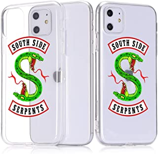 JOYLAND Silicone Gel Rubber Shockproof Phone Case Protective Cover Shell Bumper for iPhone 7/iPhone 8 Case 6