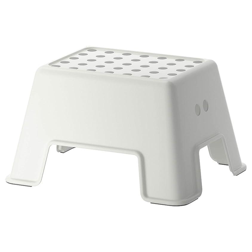 その結果判決不十分IKEA イケア BOLMEN  ステップスツール ホワイト 40265164