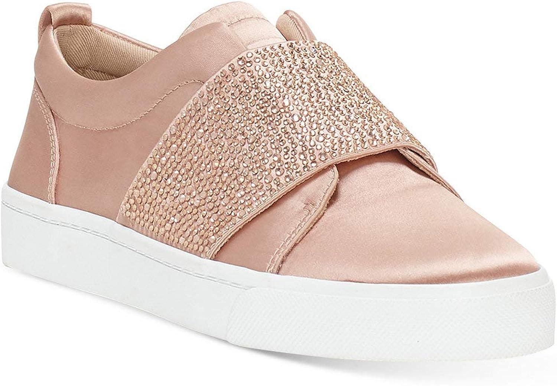 INC International Concepts Womens Sapphira Low Top Slip On Fashion Sneakers