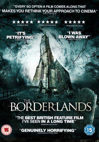 The Borderlands ( The Border lands ) [ NON-USA FORMAT, PAL, Reg.2 Import - United Kingdom ] by Gordon Kennedy