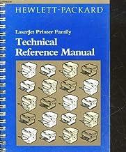 HEWLETT-PACKARD - TECHNICAL REFERENCE MANUAL - LASERJET PRINTER FAMILY