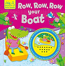 Row row row your boat book cover