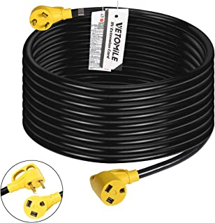 50 Parkworld 885330 Welder 50A 3-Prong NEMA 6-50 Extension Cord