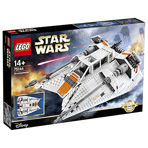 LEGO- Star Wars Snowspeeder, Multicolore, 75144